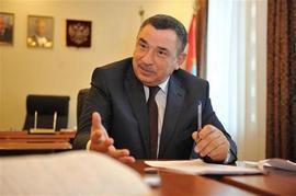 Александр Ларионов, министр лесного хозяйства, охраны окружающей среды и природопользования Самарской области