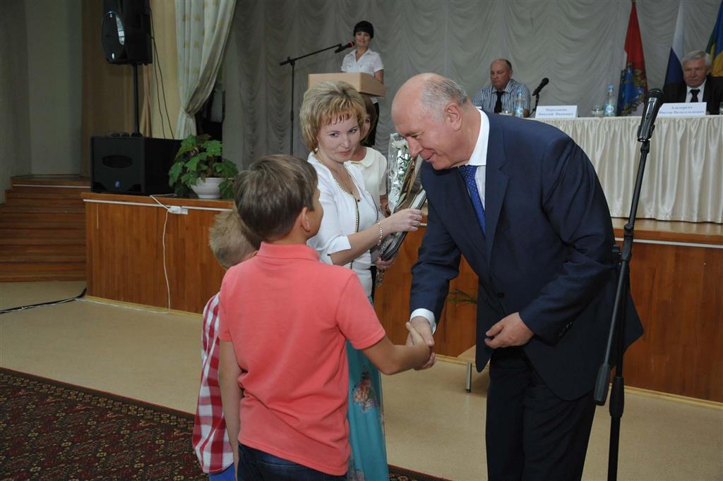 Елховский район