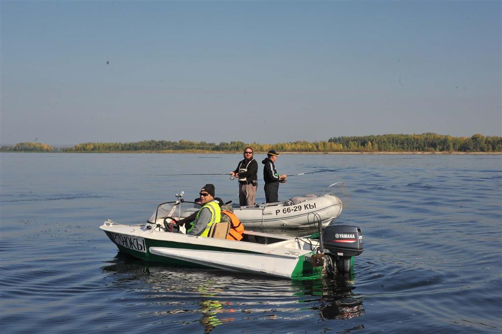 рыбалка на волге в районе тольятти