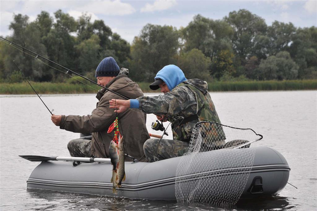 рыбалка в самаре на катере