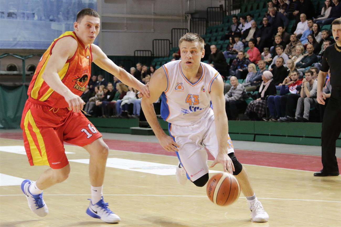Баскетбольный клуб «Самара» разгромил соперников из«Рязани»