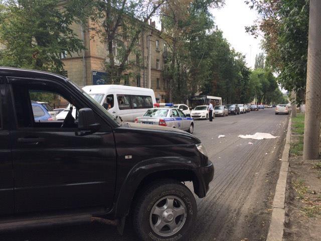 ВСамаре напроспекте Масленникова УАЗ насмерть сбил 10-летнюю девочку
