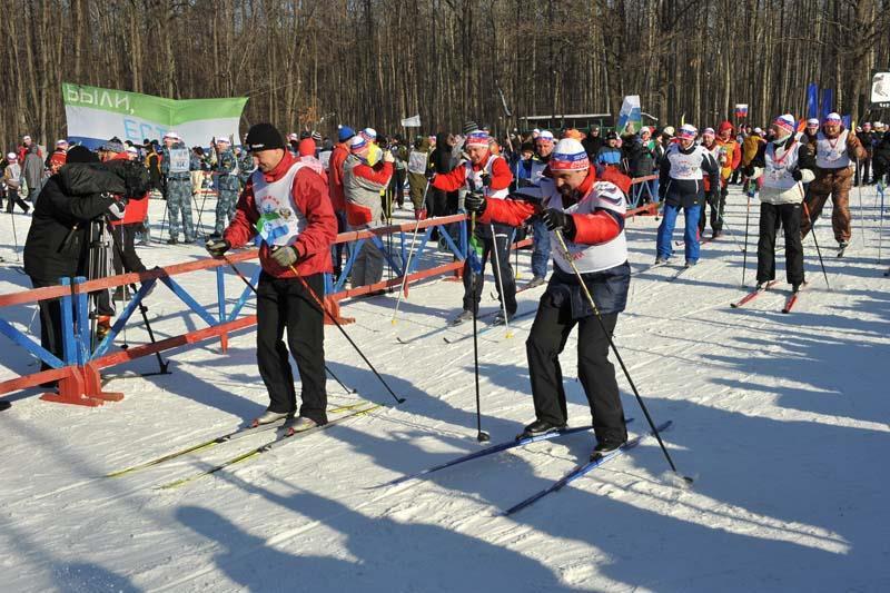 Жительницы Подольска стали серебристыми ибронзовыми призерами «Лыжни России»