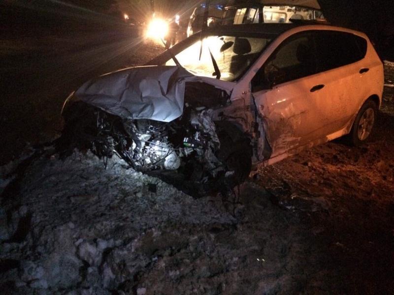В трагедии  натрассе «Тольятти-Димитровград» пострадали трое взрослых итрое детей