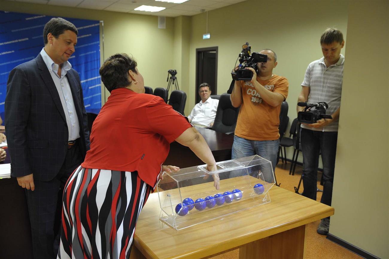 Символизм жеребьевки выборов-2016: «Родина» на1 позиции