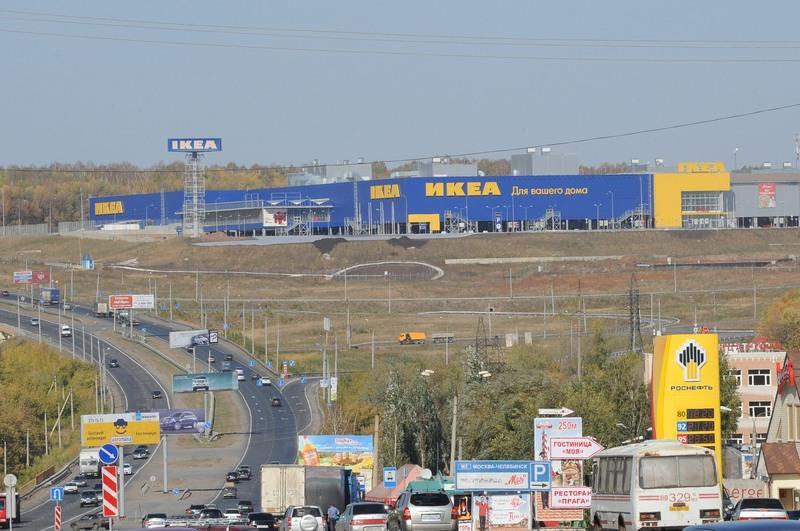 самарская Ikea будет продавать почти 8 тыс видов товаров волга ньюс
