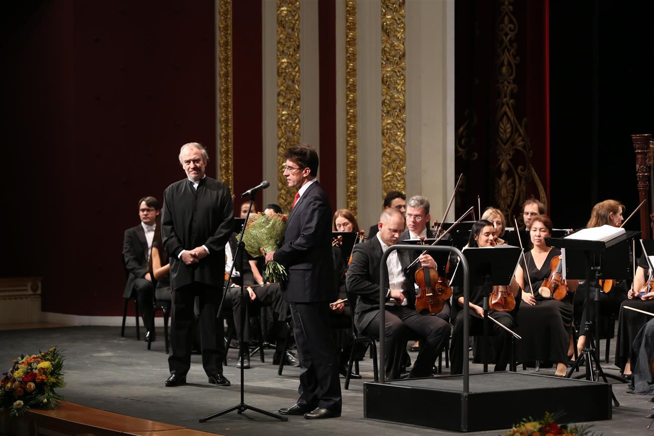 Самарская область: ансамбль «Мариинки» выступит нафестивале «Мстиславу Ростроповичу»