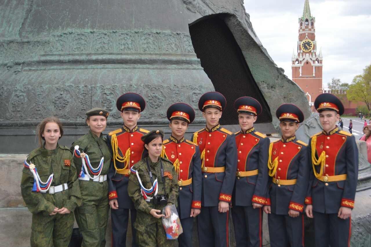 Парад Победы наКрасной площади. Фотохроника