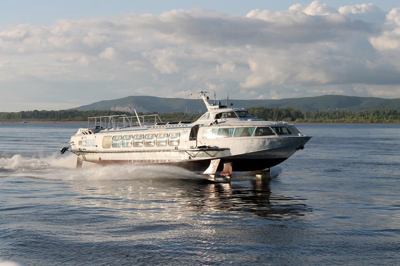 ПоВолге открывается новый высокоскоростной речной маршрут «Самара-Тольятти»