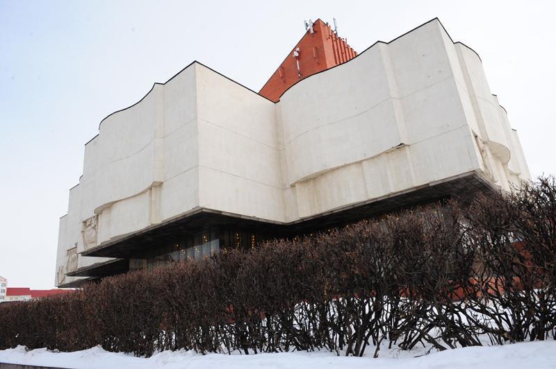 Омский музей имени Врубеля вошел в 10-ку самых посещаемых в Российской Федерации