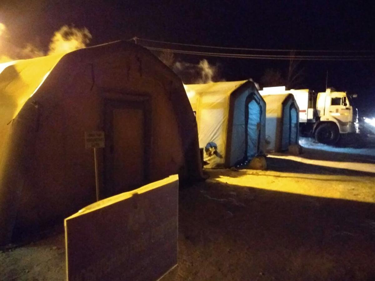 ВСамарской области ожидаются аномальные холода— Штормовое предупреждение