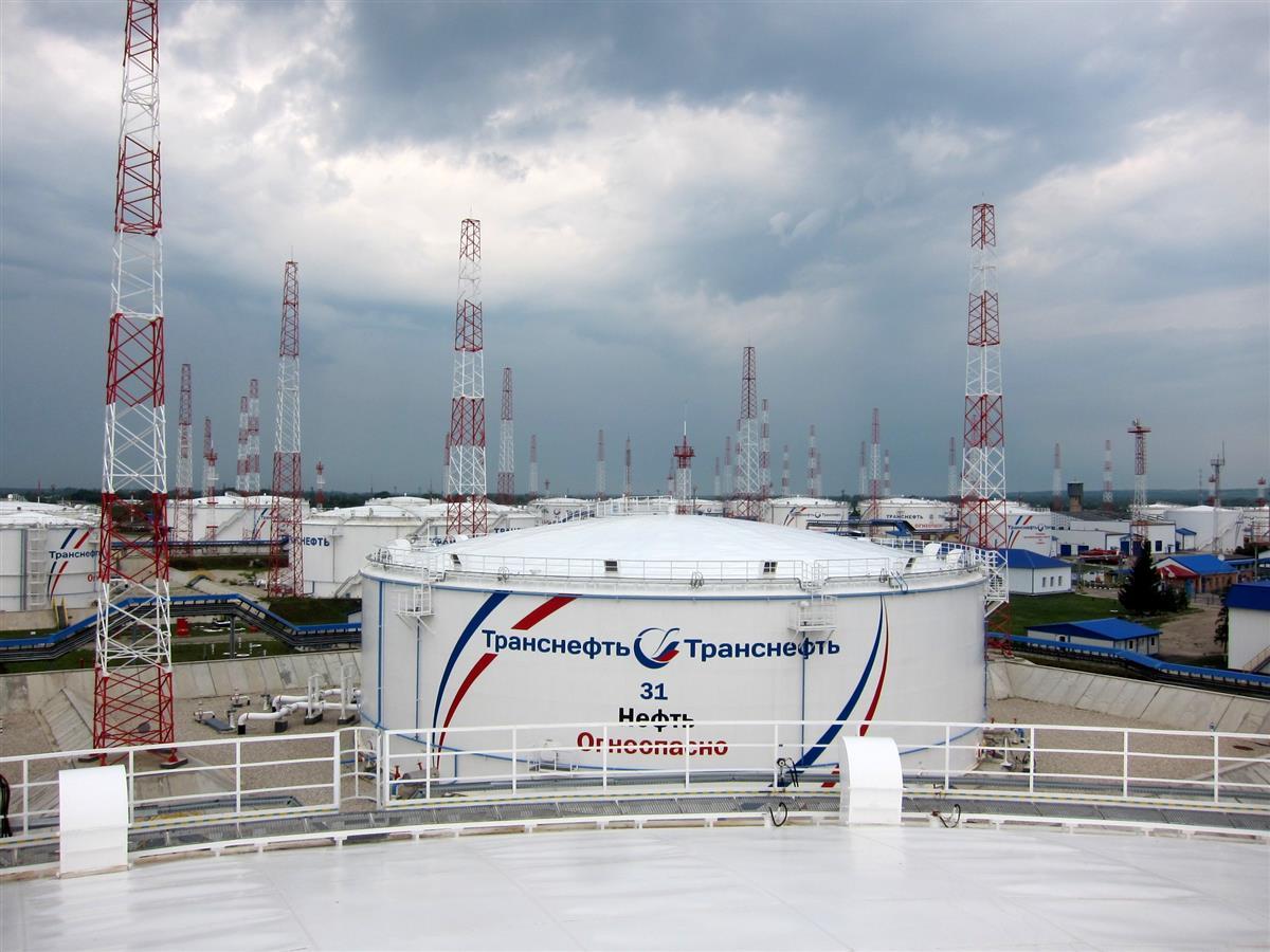 Волга транс нефть самара