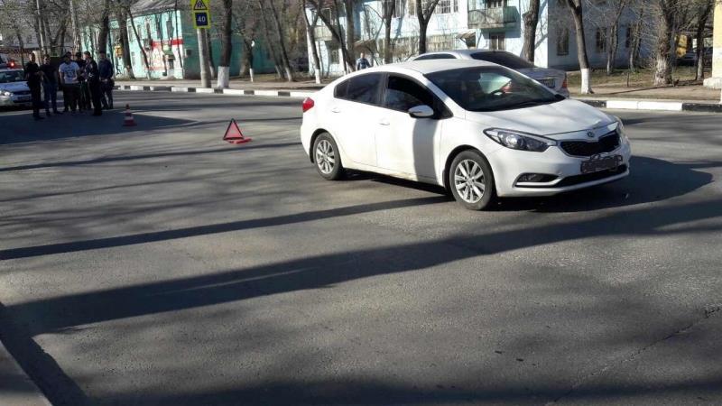 ВСамаре напроспекте Кирова шофёр наиномарке сбил 9-летнюю девочку