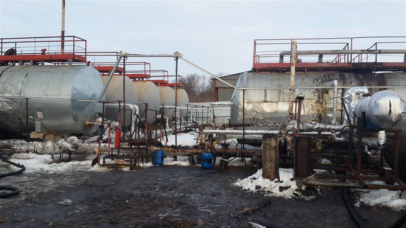 ВСамарской области найдены врезка внефтепровод иподпольная нефтебаза