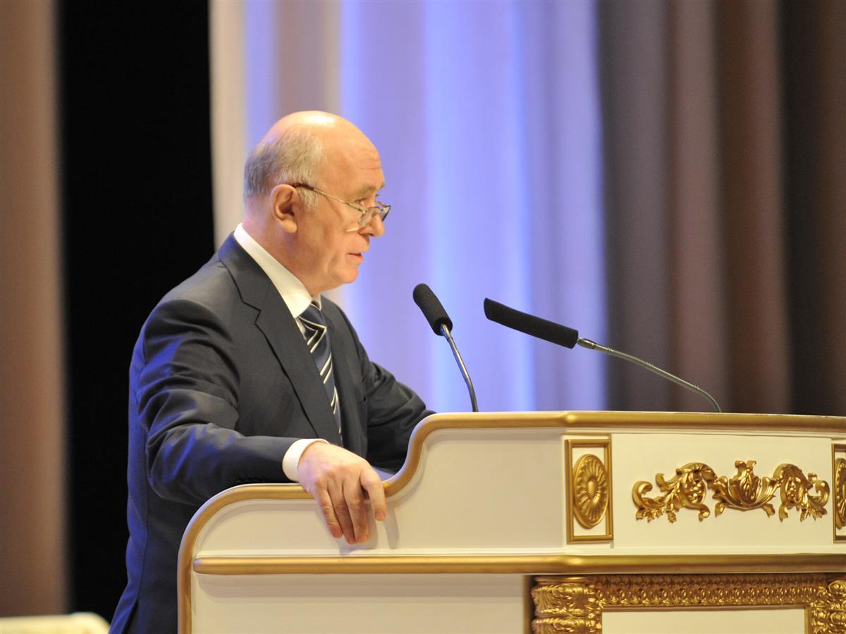 «Мыдолжны придать массивные импульсы развития экономике Самарской области»— Губернатор