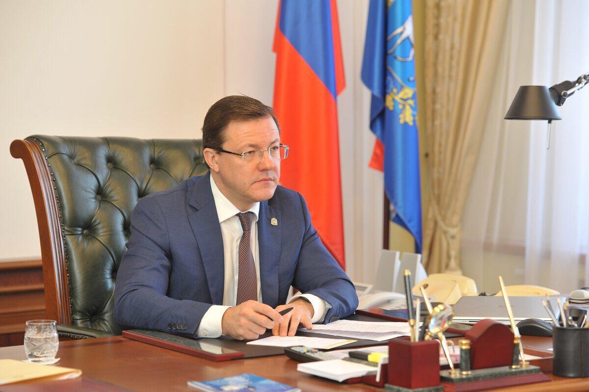 И.о. губернатора Самарской области пообещал воплотить инициативы В.Путина попенсиям