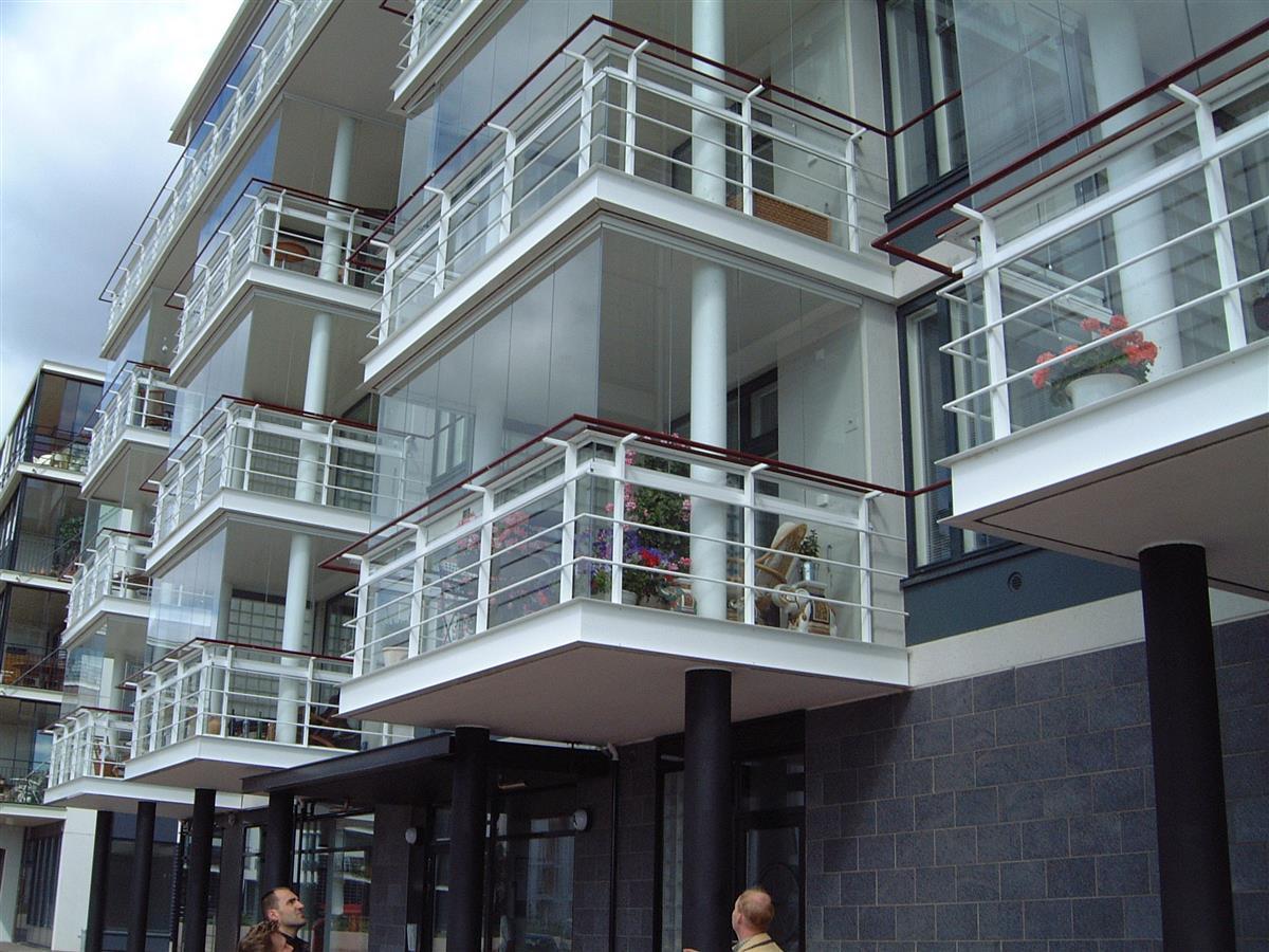 Остекление балкона своими руками (фото и видео).