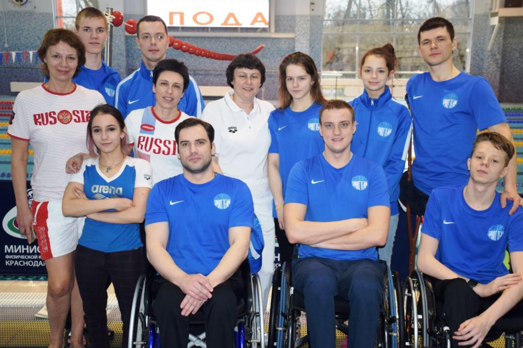Пловцы изВолгограда привезли шесть наград счемпионата Российской Федерации