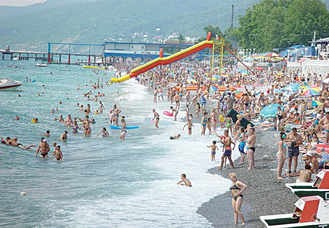 Г лазаревское фото пляжи