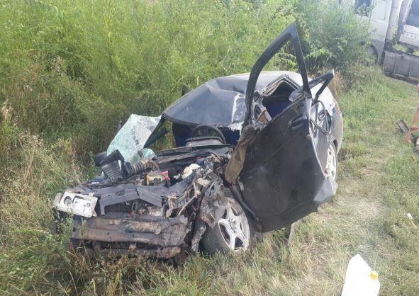 ВВолжском районе при столкновении МАЗа и«двенадцатой» пострадали два человека
