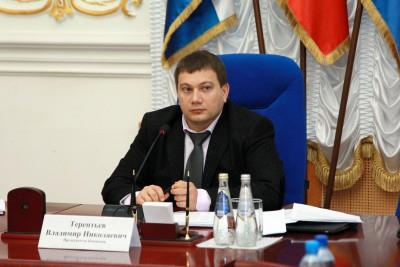 Первым заместителем руководителя Самары стал Владимир Терентьев
