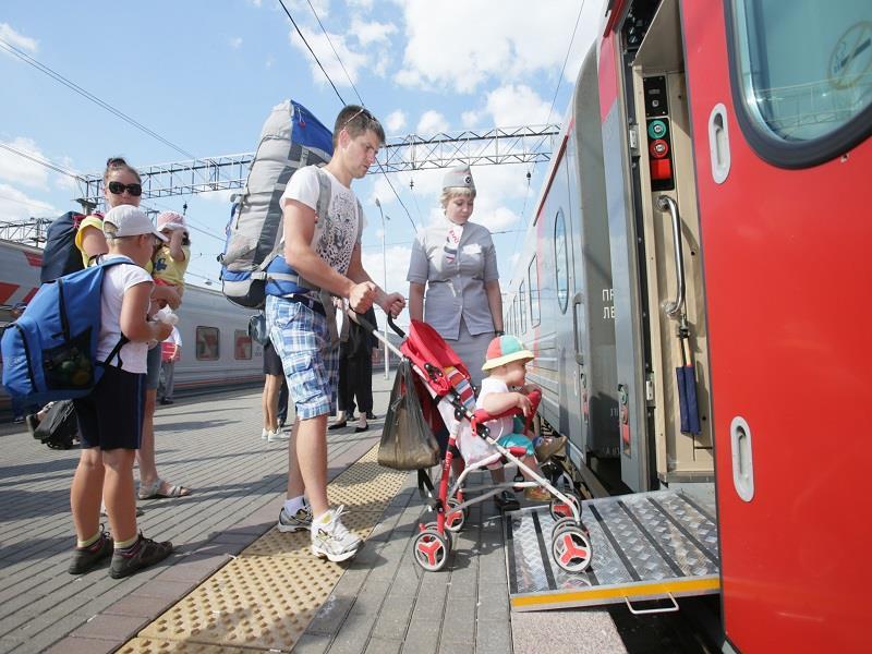 Особыми трапами оборудованы 180 вагонов фирменных поездов горьковского отдела АО «ФПК»