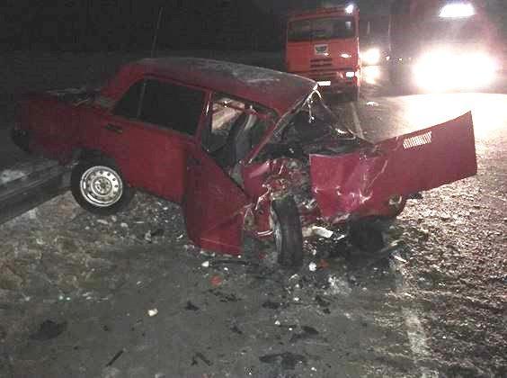 ВСергиевском районе при столкновении легковых автомобилей травмы получили три человека