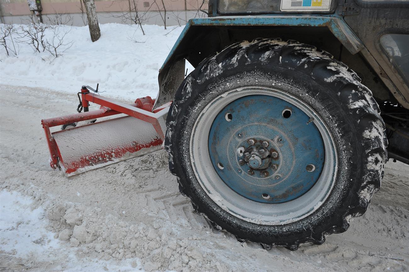 ГИБДД недовольна качеством уборки дорог отснега