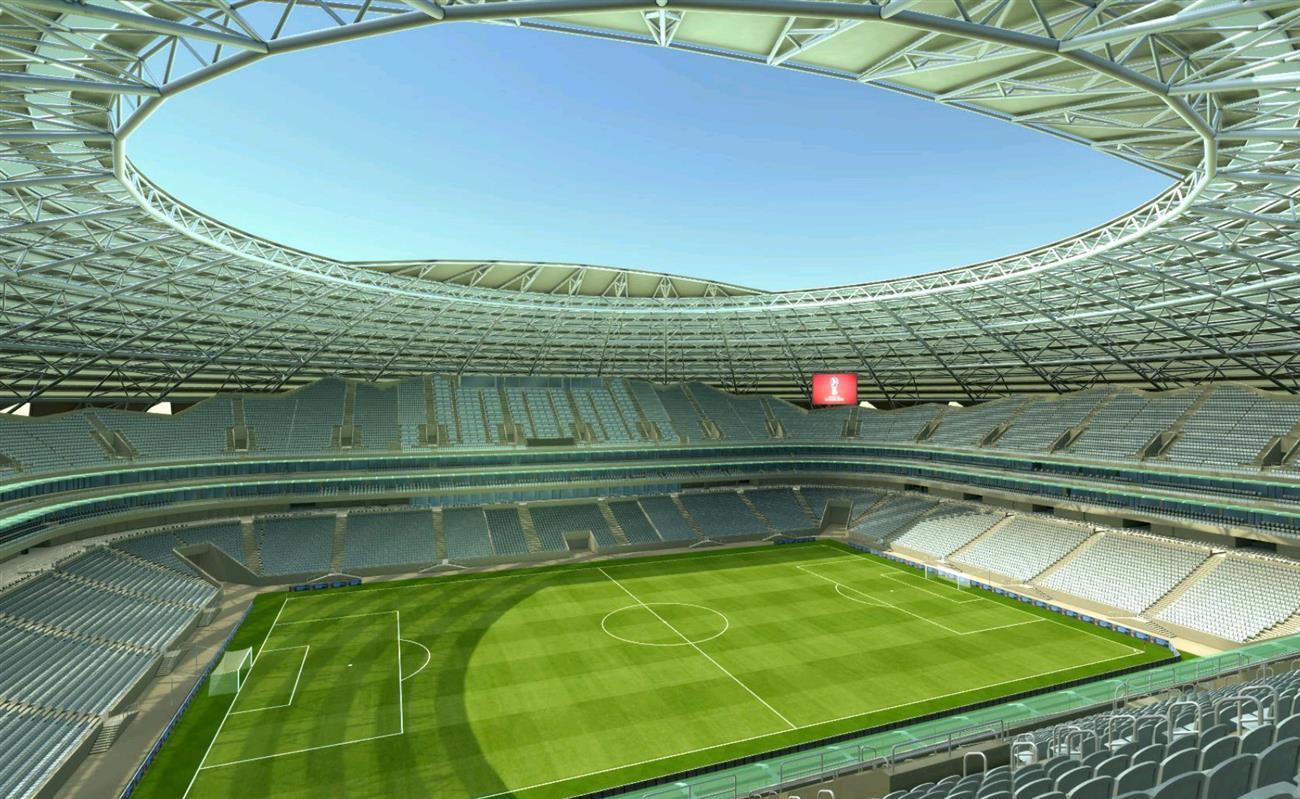 стадион самара-арена фото