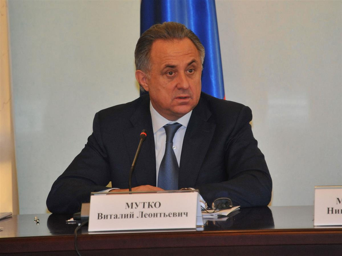 Виталий Мутко иРустам Минниханов проинспектировали строительство «Самара Арены»