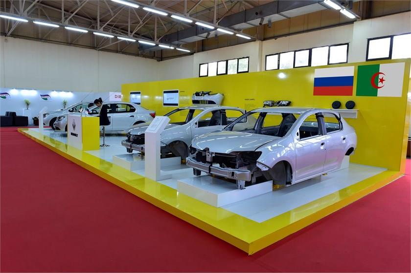 С «АвтоВАЗ» вАлжир отправлено 20 тыс. кузовов Рено Logan