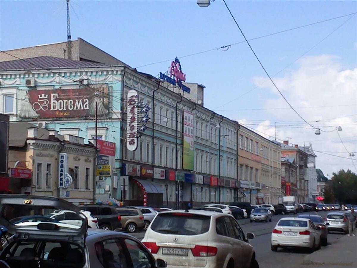 Генпрокуратура требует закрыть вСамарской области шесть торговых центров