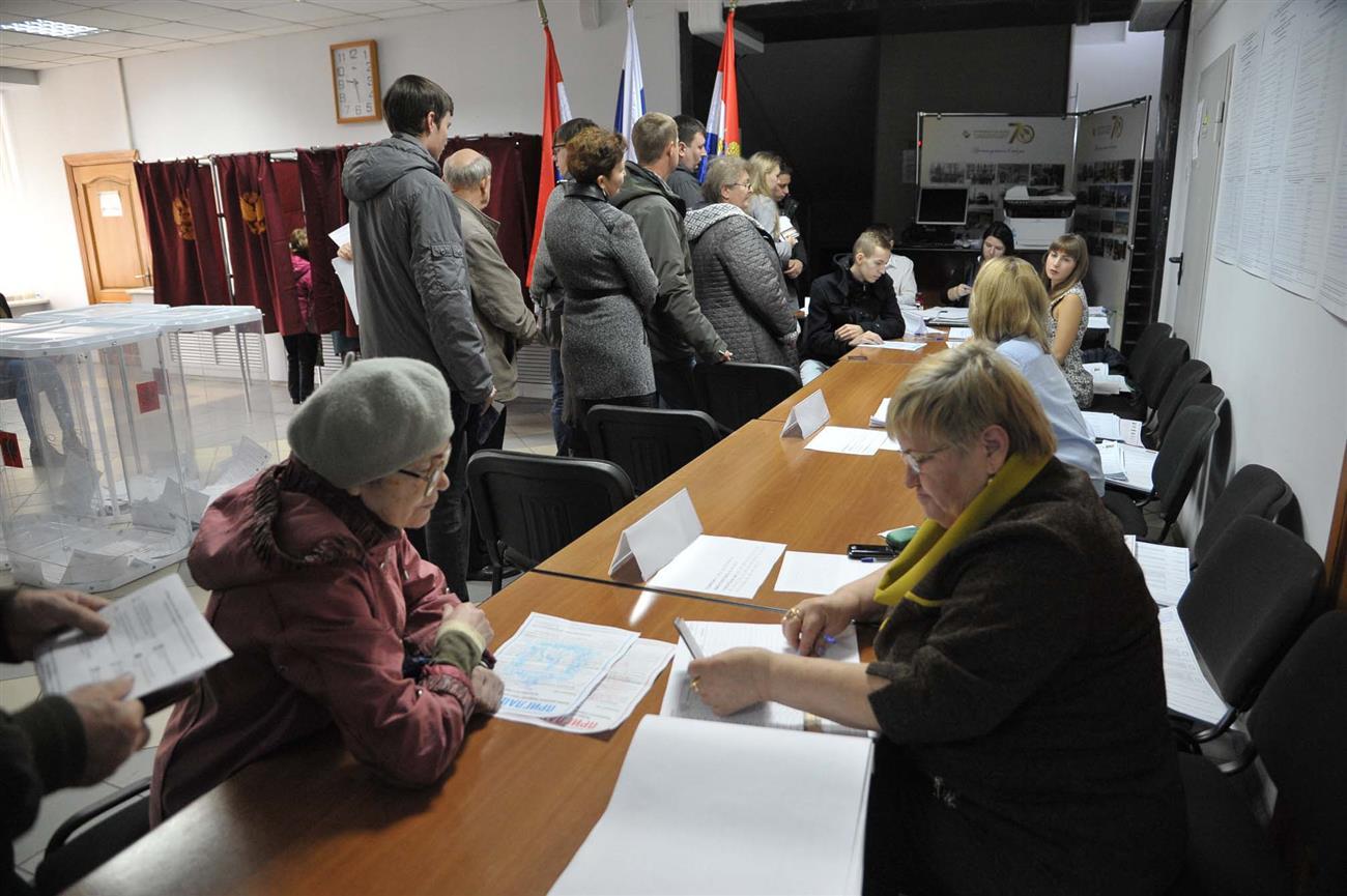 ВСамарской области значительно возросла явка избирателей