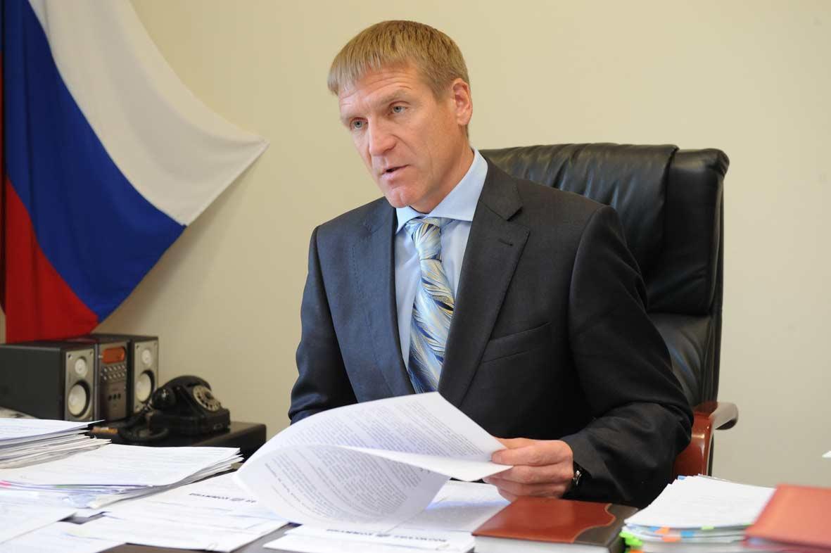 Экс-мэр Новокуйбышевска Волков назначен и.о. министра индустрии