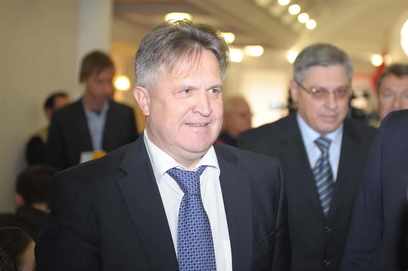 Прежний глава УФСБ Самарской области Юрий Рожин назначен врио вице-губернатора