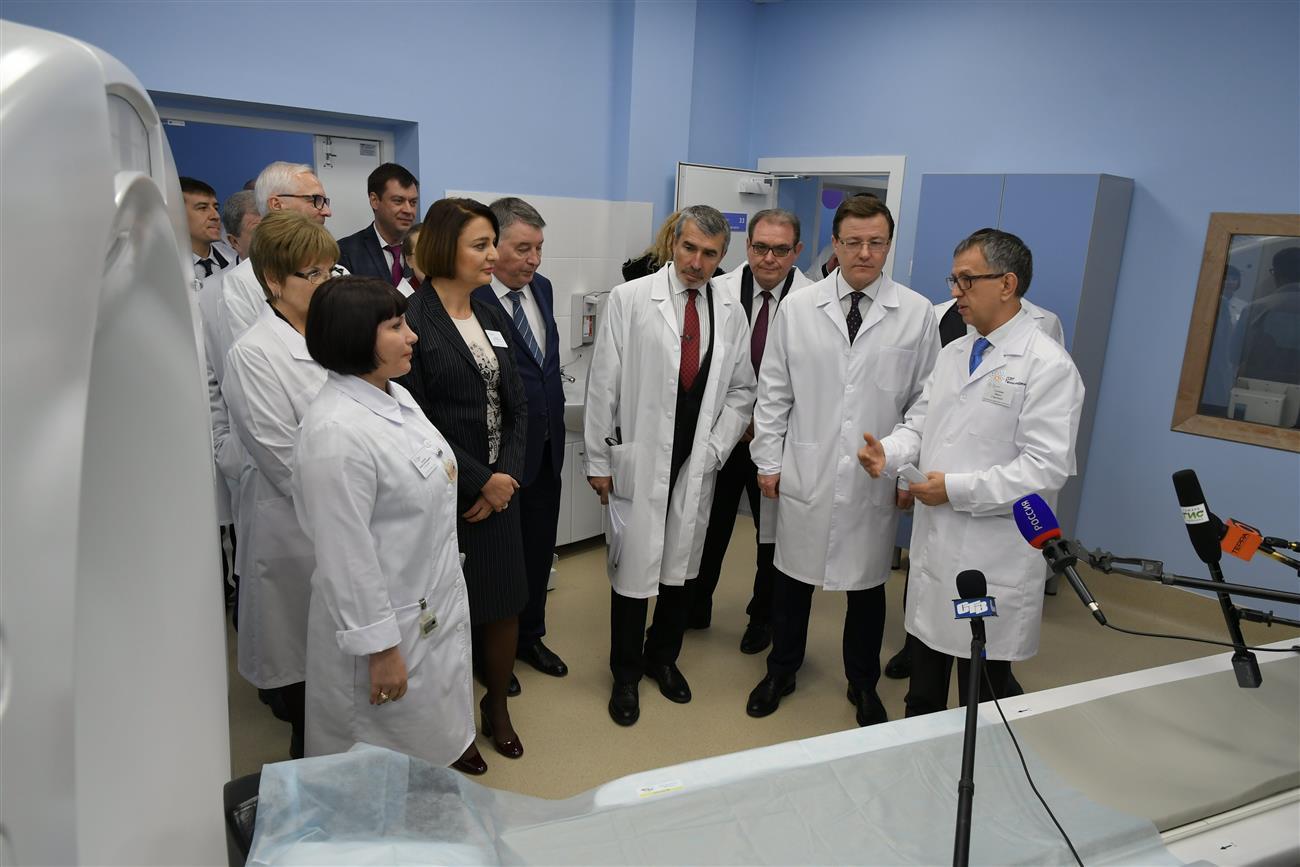 ВТольятти открыт центр ядерной медицины