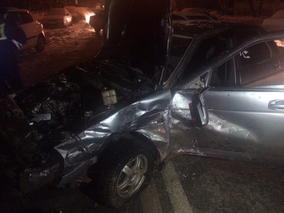 ВСамаре нетрезвый шофёр «Приоры» устроил ДТП— свидетели