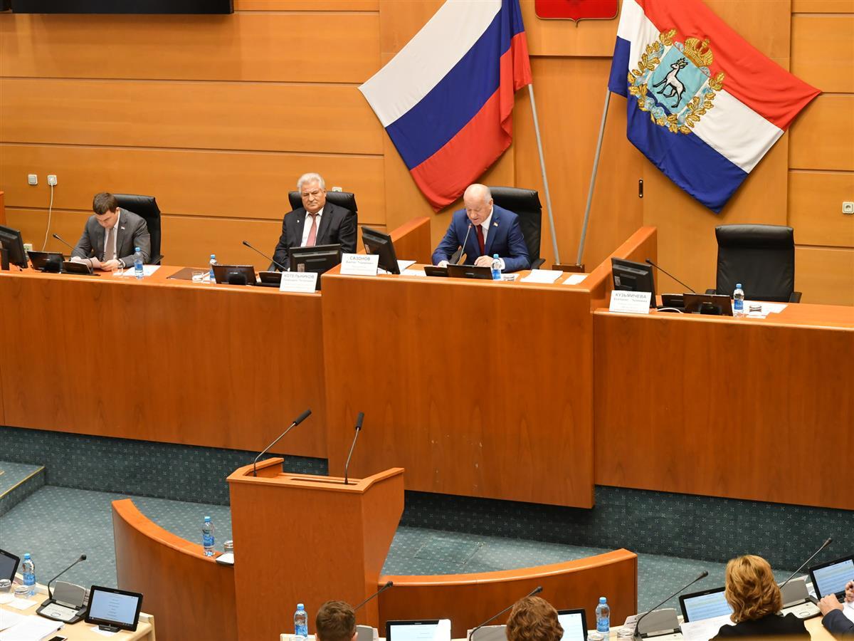 ВГубдуме Самары отклонили предложение осовмещении сроков депутатских выборов