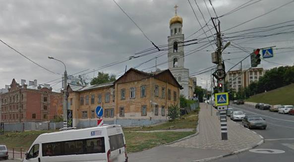 ВСамаре снесут дом около женского монастыря