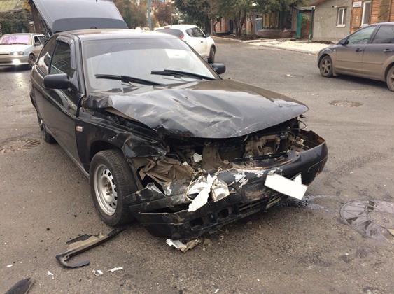ВДТП вцентре Самары пострадали две женщины