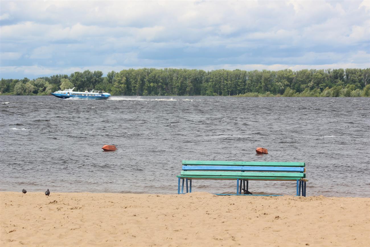 ВСамаре из-за сильных ливней уровень воды вВолге может подняться