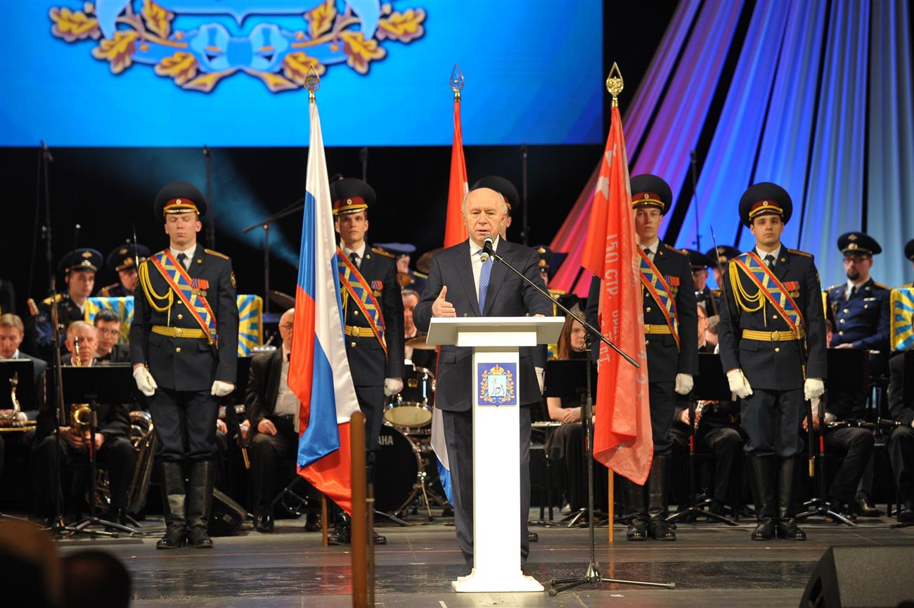 Источники сообщили огрядущей отставке самарского губернатора Меркушкина