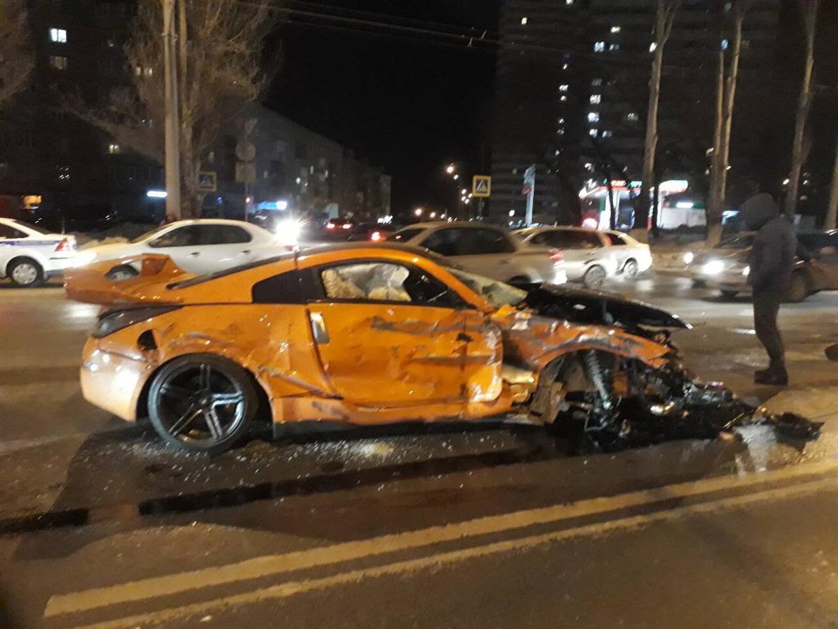 nissan 350z тольятти авария