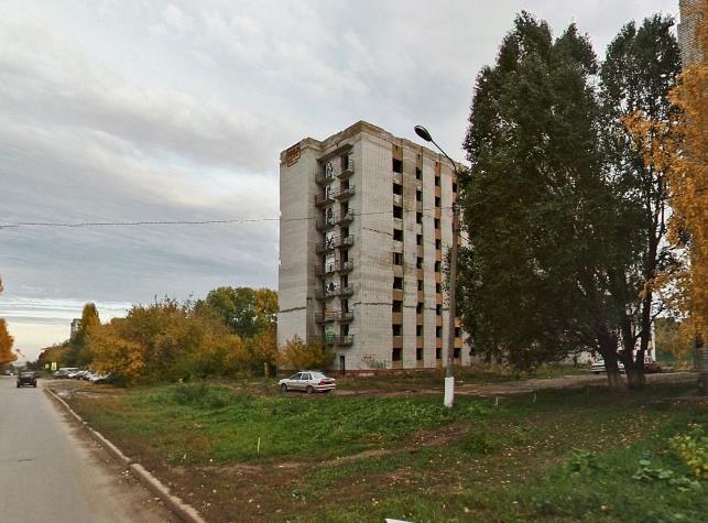 ВСамаре починят сооружение общежития педуниверситета наулице Блюхера