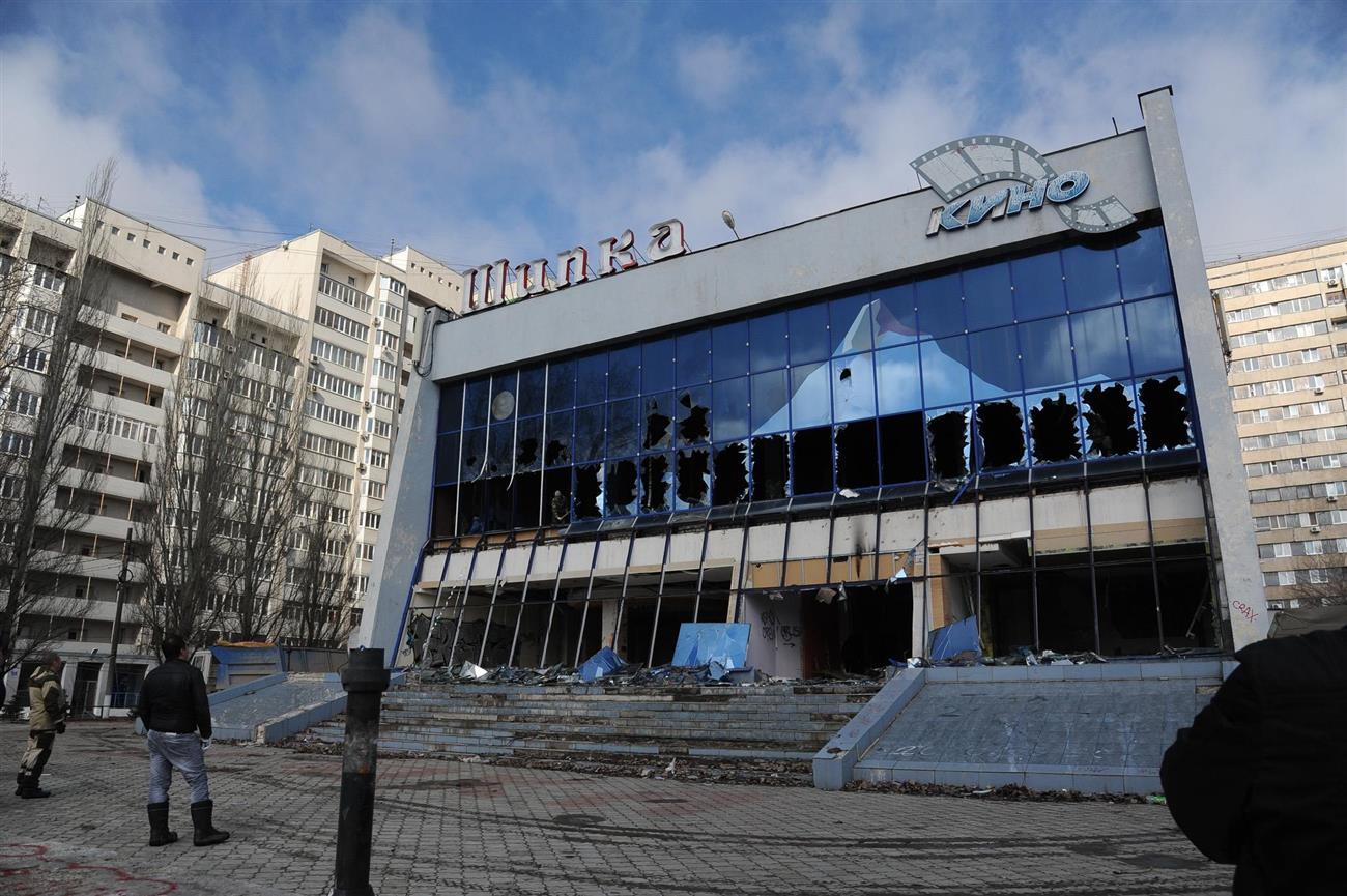 ВСамаре кинотеатр «Шипка» ушел смолотка за43,4 млн. руб.
