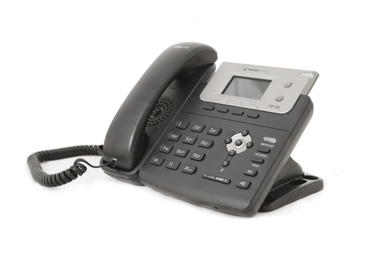 «манго телеком» представила офисный телефон подсобственным брендом