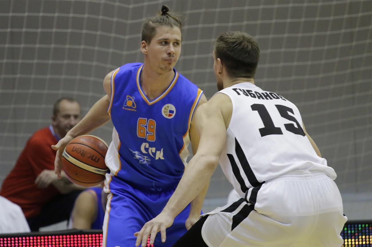 Баскетбольный клуб «Нижний Новгород» вышел в«Финал четырех» Кубка Российской Федерации