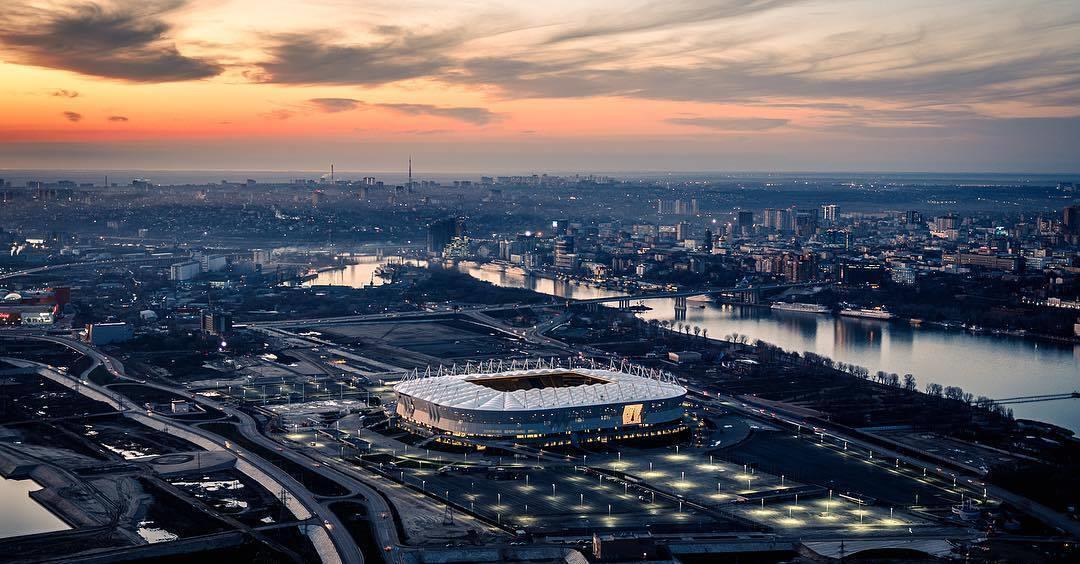 Улучшенный проект стадиона «Нижний Новгород» прошел госэкспертизу