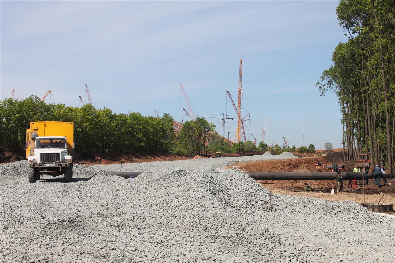 Арена 2018: когда откроют новейшую дорогу вСамаре?