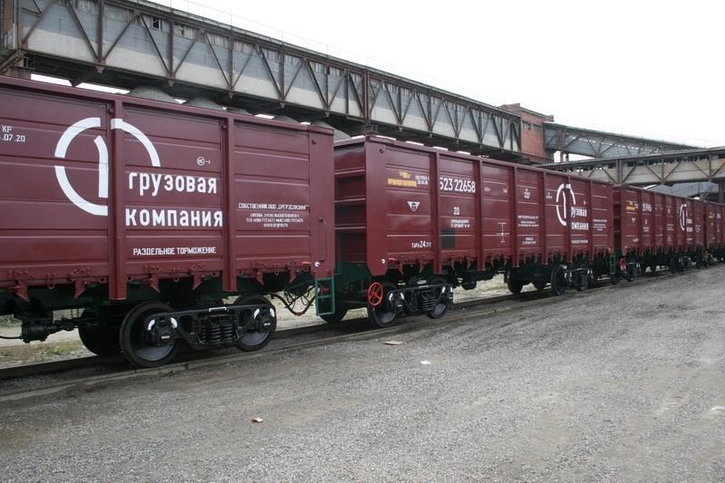 Иркутский филиал ПГК увеличил объем перевозок вполувагонах